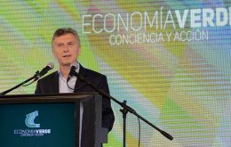 """After years of stagnant economic growth, Argentina is ready to grow two consecutive years in 2017-18 - the first time since 2011"""