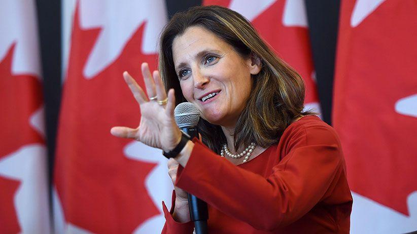 Canada kicks out Venezuela ambassador in tit-for-tat row