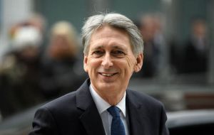 "Hammond told the hearing that officials had ""modeled and analyzed a wide range of potential alternative structures between the EU and the UK"