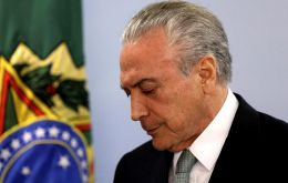 Temer drew sharp criticism from prosecutors and on social media with his decree that made rules more generous and included people convicted of corruption crimes.