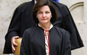 Top prosecutor Raquel Dodge said that the pardons were unconstitutional and threatened a probe into the country's largest-ever corruption scandal.