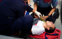 The report shows that in Venezuela 15 people died every day by the hands of police or military officials. Photo: Sebastián Astorga www.sebastorga.com