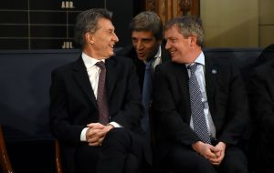 Argentina has aggressively returned to international debt markets since President Mauricio Macri was elected president in late 2015.