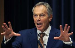 "Blair urged the party he once led to ""nail"" the ""myths"" of the Brexit campaign, and fight for the rights of voters to ""think again"" about leaving"