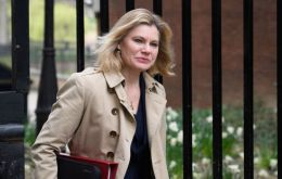 The most powerful ministers remained in place, and Education Secretary Justine Greening quit the government after refusing to move to a new post.