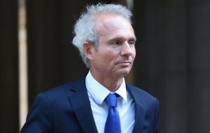 May's chief lieutenant was filled by David Lidington, following the loss of cabinet chief Damian Green involved in pornography found on his office computer.