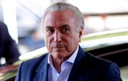 Police are investigating whether Temer took bribes in exchange for shaping the decree in a way that would benefit logistics firm Rodrimar SA