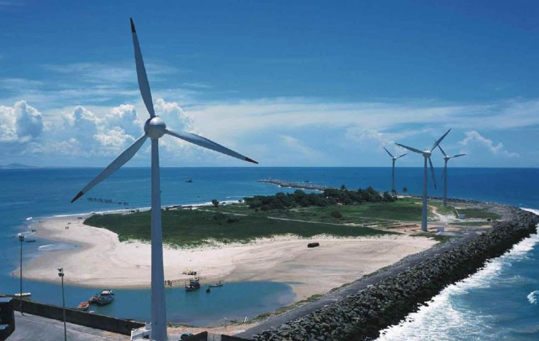 Brazil is seeking to increase installed clean-energy capacity by 19 gigawatts by 2026 to diversify the local grid.