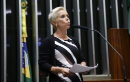 The future minister Cristiane Brasil, was ordered to pay a labor debt to a driver who provided services to her family for three years.