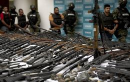 Guns from US generally enter Brazil through direct shipments of assembled weapons, of gun parts or indirect shipments through a third country, Paraguay