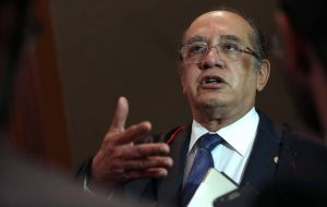 The group will include representatives from the judiciary's election branch and leading prosecutors, including controversial Supreme Court Judge Gilmar Mendes