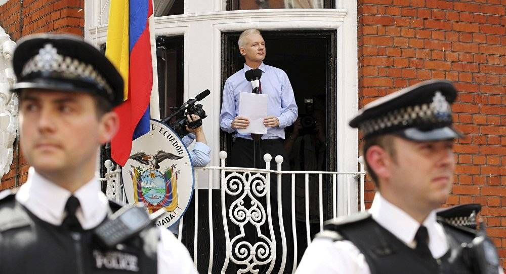 Assange is now an Ecuadorian national