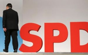 Some SPD members fear further association with Merkel could erode the influence of the party which suffered the worst result in September's electionuary 21.