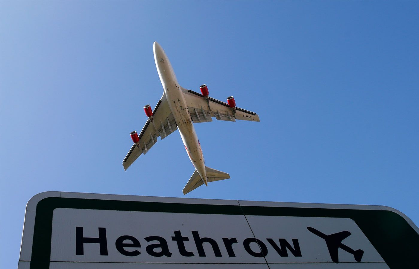 Heathrow's annual noise and contour report revealed noise footprint was at its smallest recorded level in 11 years. Night time jet movements also decreased by 32