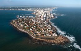 The luxury ship will arrive to Punta del Este within a month