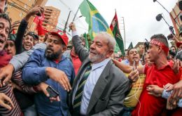 "The petition titled ""Election without Lula is a fraud"", comes ahead of a January 24 court ruling on his appeal of a nine-and-a-half-year jail sentence issued last July."