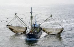 Pulse fishing involves dragging electrically-charged lines just above the seafloor that shock marine life up from low-lying positions into trawling nets.
