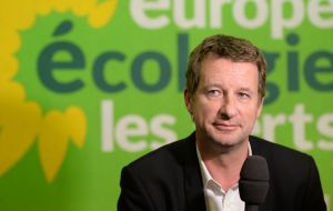 """It is a wonderful victory against a terribly harmful kind of fishing,"" said Yannick Jadot, Greens party member, who took part in the campaign against the practice."