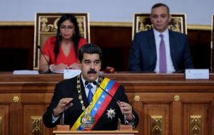 According to Maduro, Colombian government financed Pérez