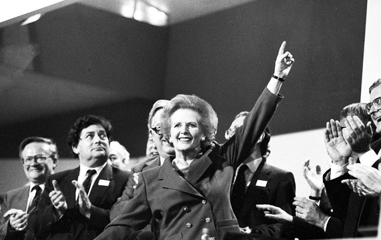 Thatcher was UK's first woman premier, its longest-serving prime minister of the 20th century and won three consecutive elections for the Conservative Party.