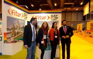 FITUR is the setting for destinations and businesses to show tourism professionals and the media their new offerings and products in the LGBT segment.