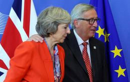 Speaking to the European Parliament, Juncker said he accepted a share of responsibility for the British referendum vote in 2016 to leave the Union.