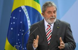 Lula is scheduled to stand trial on 24 January in Porto Alegre on charges of money laundering and corruption.