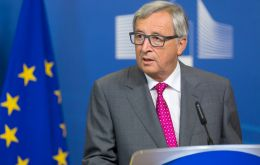 "Juncker told the European Parliament (MEPs): ""I see no more important use of our new budget than guaranteeing and financing the peace process in Ireland."