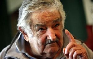 Mujica said the problem was not small farmers unable to make ends meet, but rather land ownership, since this is highly concentrated in few hands
