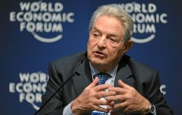 """The power to shape people's attention is increasingly concentrated in the hands of a few companies,"" Soros told assembled guests."