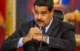 President Nicolás Maduro has accused Spain of pushing for the EU sanctions and plotting to oust him.