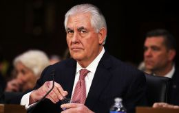 At the start of his trip Tillerson will outline the Administration's Western Hemisphere policy priorities in an address at the University of Texas at Austin.