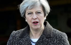 Mrs. May's Brexit ''inner circle'' of senior ministers met in sub-committee on Monday morning to discuss how the transitional phase could work