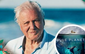 Awareness of marine conservation was raised in the UK by the latest nature series by Sir David Attenborough, Blue Planet II