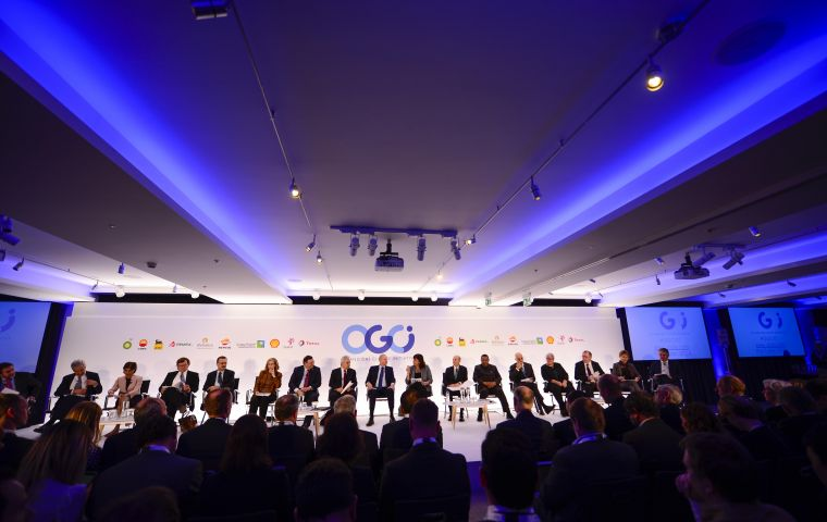 The OGCI is the CEO-led grouping of oil and gas companies that intends to lead the industry's response to climate change