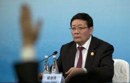 "Speaking at a forum in Beijing Lou Jiwei, now chairman of the National Social Security Fund Council, described the state of China's financial sector as ""messy""."