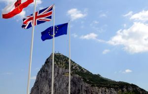 The Deputy Chief Minister stressed the importance of continued cross-border fluidity once Gibraltar was outside the European Union.