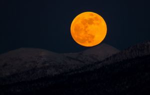 "The last time one of these ""super blue blood moons"" appeared in the sky was December 30, 1982, and the next one won't be until January 31, 2037."