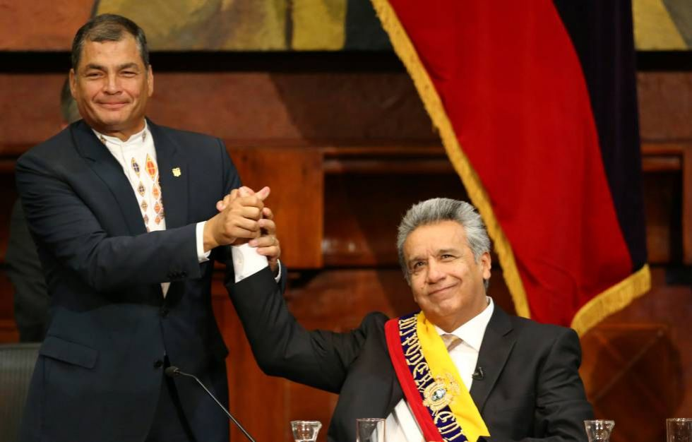 Ecuador Voters Seem Set to Block Former President's Return to Power