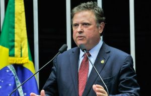 """Victory for Brazilian farming. Exports freed,"" Agriculture Minister Blairo Maggi said in a statement"