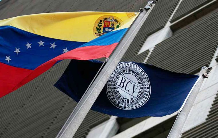 The central bank said the first auction of its new DICOM system yielded an exchange rate of 30,987.5 bolivars per euro, equivalent to around 25,000 per dollar.