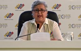 The Head of the National Electoral Council, Tibisay Lucena, made the announcement Wednesday after talks broke down  in Dominican Republic