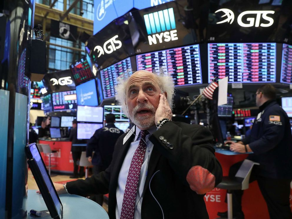 Takeaways From Monday's Stock Market Sell-Off