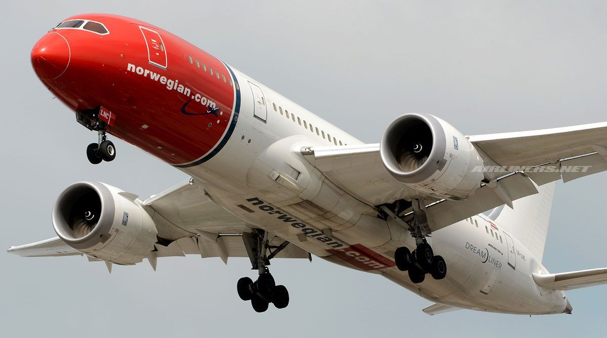 Norwegian Plans More Flights from London to Latin America and Asia