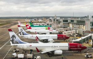 Norwegian recently secured an additional 28 weekly slots at Gatwick. It hopes to build on its existing routes to nine US cities, Singapore and now Buenos Aires.