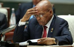 "Magashule said there was no date for Zuma to stand down, and added that there would be ""continuing interaction"" between ANC officials and Zuma."