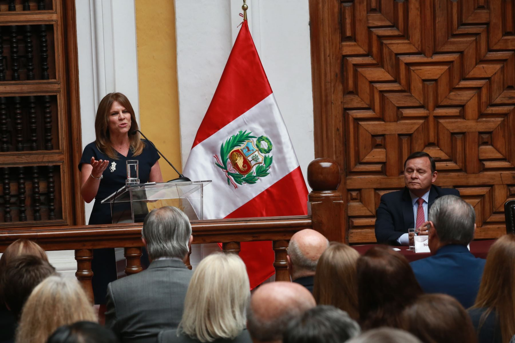 Peru Withdraws Venezuela's Invitation to Regional Meeting