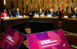 In a statement, the 14 countries said the election would not be free and fair as long as Venezuela has political prisoners, the opposition was not fully participating