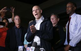 """An apology will never bring these 17 Floridians back to life or comfort the families who are in pain"", said governor Rick Scott."