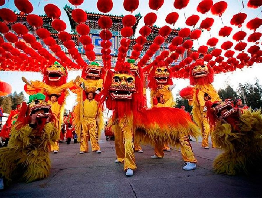 Chinese New Year marks start of the Year of the Dog ...